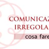 Comunicazione irregolarità dall'Agenzia delle Entrate