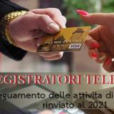 Registratori telematici